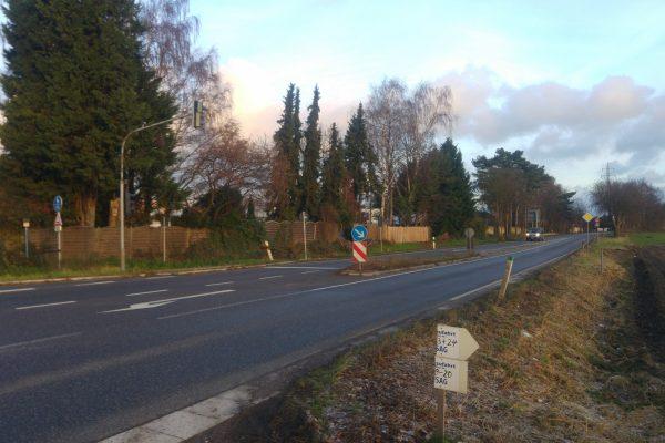 Bonnstraße bei Geyen