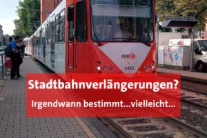 Foto Stadtbahn